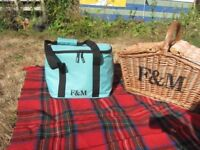 Fortnum & Mason F&M Insulated Cool Bag Picnic Bag