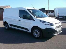 Ford Transit Connect 1.6 TDCI 75PS LWB VAN DIESEL MANUAL WHITE (2015)