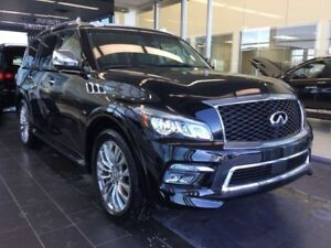 2017 Infiniti QX80 TECHNOLOGY PACKAGE