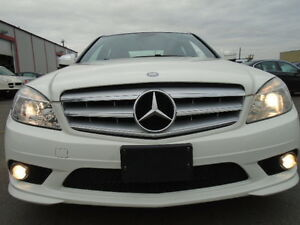 2008 Mercedes-Benz C-Class SPORT PKG-4MATIC-LEATHER-SUNROOF