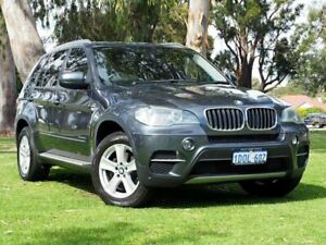 2011 BMW X5 E70 MY11 xDrive30d Steptronic Grey 8 Speed Sports Automatic Wagon Myaree Melville Area Preview