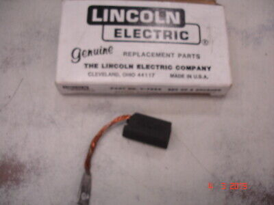 Lincoln Electric Genuine Replacement Part Carbon Brush T7554 Old Stock 21