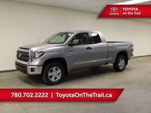2019 Toyota Tundra DOUBLE CAB SR5 5.7L 4X4; HEATED SEATS, SAFETY