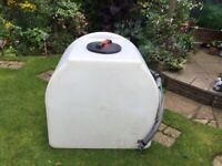 Water tank 300 litre (used for window cleaning pure water) £70