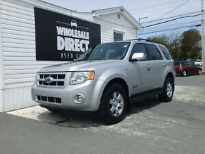 2008 Ford Escape SUV LIMITED 4WD 3.0 L