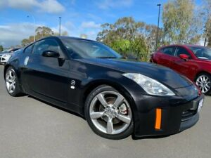 2007 Nissan 350Z Z33 MY07 Touring Black 5 Speed Sports Automatic Coupe East Bunbury Bunbury Area Preview