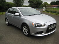 **** 2011 MITSUBISHI LANCER 2.0 DID GS 2 ** MINT EXAMPLE & ONLY 60 K 6 SPEED ****