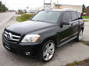 PRISTINE CONDITION !!! 2010 MERCEDES GLK 350 AWD AWD
