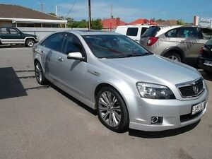 2013 Holden Caprice WN V Silver 6 Speed Auto Active Sequential Sedan Kilkenny Charles Sturt Area Preview