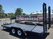 New plant / machinery trailers - finance available today Brisbane City Brisbane North West Preview