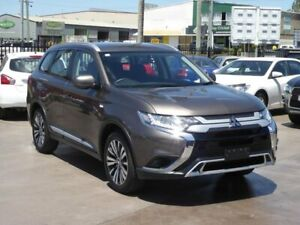 2019 Mitsubishi Outlander ZL MY19 ES 7 Seat (AWD) Bronze Continuous Variable Wagon Brendale Pine Rivers Area Preview