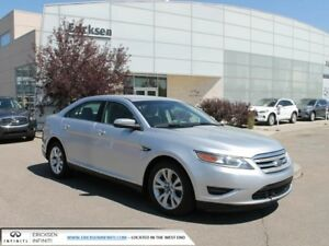 2010 Ford Taurus SEL/ACCIDENT FREE/HEATED SEATS