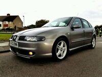 2003 Seat Leon Cupra R 1.8l Turbo 225BHP