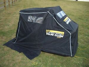 HT Polar Escape 1 man ice fishing shelter