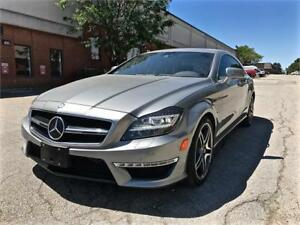 2012 Mercedes-Benz CLS 63 AMG, PERFORMANCE PKG, NO ACCIDENT