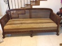3 Seater Sofa + 2x (Matching) 1 Seater Arm Chairs