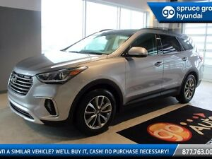 2017 Hyundai SANTA FE XL LUXURY 7 PASS LEATHER NAV ROOF LOADED