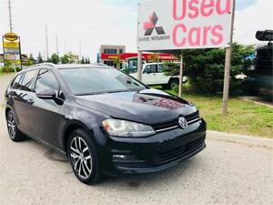 2015 Volkswagen Golf Sportwagon Highline *Diesel