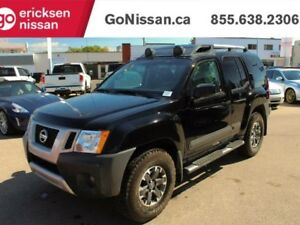 2014 Nissan Xterra PRO-4X, Leather, Bluetooth, Low Kms