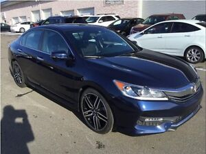 Honda Accord Sport Cuir/Tissus Toit Ouvrant MAGS 2016