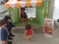 Playmobil harbor cafe (5129)