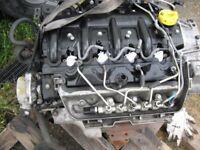 Renault Espace MK4 2.2DCI G9T 743 Inlet manifold
