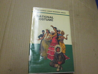 Good - National Costumes (Junior Reference Library) - - Costume Reference Library