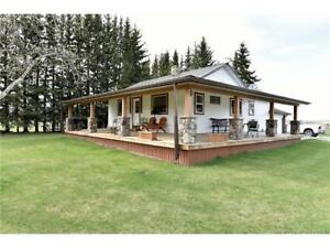 Beautifully Updated Private Acreage!