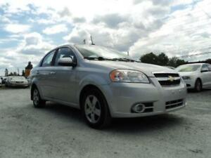 69$ BI WEEKLY OAC!!!GREAT DEAL! 2010 Chevrolet Aveo LT WARRANTY