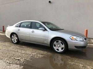 2007 Chevrolet Impala SS-SPOILER SUNROOF HEATED LEATHER SEATS
