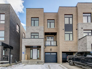 Brand New 3 Bed 4 Bath Townhouse Major Mac/Weston For Rent $2600