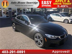 2015 BMW 4 Series 435i xDrive NAVIGATION BACKUP CAMERA