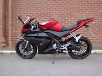2014 YAMAHA YZF R125 YES Only 8 MILES EIGHT MILES