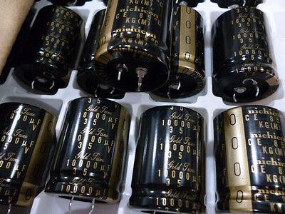 Gold Tune Capasistor 10000uf35v 1pcs 10000uf-35v