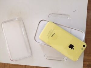 NEW IPHONE 5C YELLOW 16GB ORIGINAL UNLOCKED FACTORY