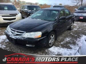 2003 Acura TL ***AS IS***- RUNS GREAT, DRIVES, NO ROOM ON LOT!!!