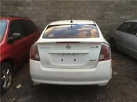 2010 Nissan Sentra SE-R, navigation, sunroof, alloy, 2.5L