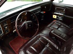 1986 Cadillac limo fleetwood (mint) Strathcona County Edmonton Area image 2