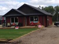 Candle Lake Golf Resort Cabin and Garage All Utilities