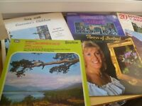 Various Scottish LPs (x 14) including The Corries, McCalmans and others