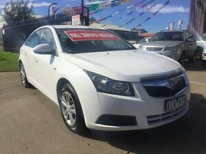 2010 Holden Cruze JG CD 6 Speed Automatic Sedan Brooklyn Brimbank Area Preview