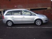 Vauxhall Zafira for £950