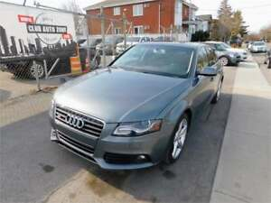 AUDI A4 2,0T PREMIUM PLUS 2012 (AUTOMATIQUE BLUETOOTH)