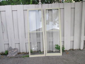 Storm Windows great for a Shed or Bunkie