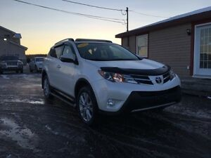 2013 Toyota RAV4 LIMITED **ALL CREDIT APPROVED** Limited