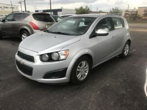 2012 Chevrolet Sonic LT HatchBack, 2 Keys, Remote Starter, Clean