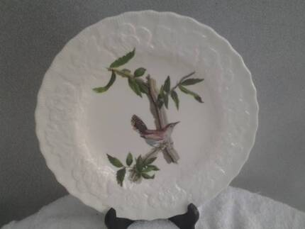 Alfred Meakin Birds of America series luncheon plate Mullumbimby Byron Area Preview