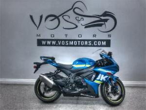 2018 Suzuki GSX-R600 - V3294NP - No Payments For 1 Year**
