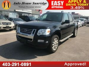 2007 Ford Explorer Sport Trac Limited LEATHER SUNROOF