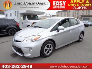 2012 Toyota Prius!! LOW LOW KMS!! EVERYONE APPROVED!!